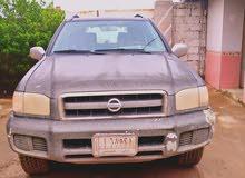 Gasoline Fuel/Power   Nissan Pathfinder 2004