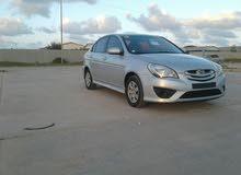 Gasoline Fuel/Power   Hyundai Accent 2010