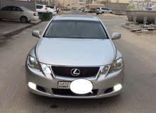 condition Lexus GS 2008 with  km mileage