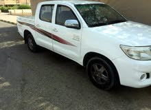 White Toyota Hilux 2012 for sale
