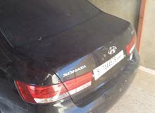Used condition Hyundai Sonata 2007 with +200,000 km mileage