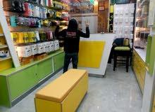 محل موبايلات في مرج الحمام للبيع مغررررررررري