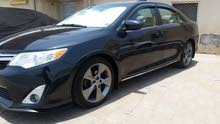 For sale 2012 Blue Camry