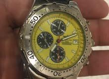 Breitling Chronomat Yellow Dial