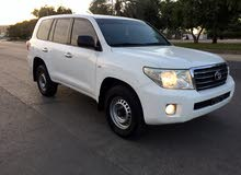 Toyota Land Cruiser Dxl