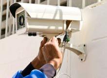 فني تركيب وصيانة جميع أنواع كاميرات المراقبة