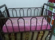 سرير طفل وكريكوت