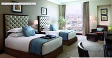 مطلوب فندق للايجار او للاستثمار
