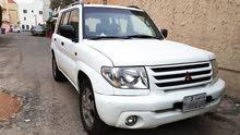 Available for sale! +200,000 km mileage Mitsubishi Pajero 2002