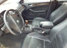 Gasoline Fuel/Power   BMW 330 2003