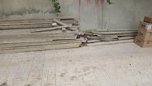خشب و جكات طوبار للبيع بسعر مغري