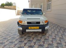 Beige Toyota FJ Cruiser 2009 for sale