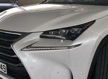 Lexus NX made in 2017 for sale
