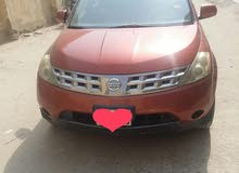 Gasoline Fuel/Power   Nissan Murano 2006