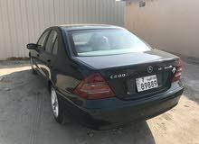 مرسيدس c200 2004 للبيع