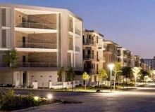 شقة للبيع ( 135م ) متاحة للاستلام الفورى بأقل مقدم-بالقاهرة الجديدة .