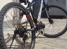 دراجة هوائية نوع HUMMER  امريكي  بحالة ممتازة للبيع