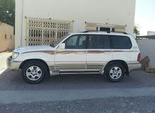 Gasoline Fuel/Power   Toyota Land Cruiser 2001