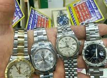 شراء الساعات السويسرية رولكس /اوميجا/هوبلت/أدمر بياجيه