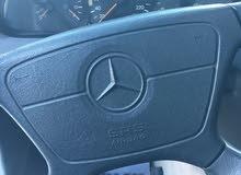 مرسيدس سي 200 للبيع موديل 1995
