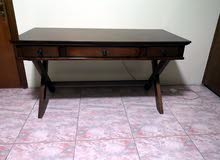 Antique Solid Wooden Desk