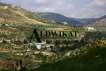 ارض مميزه للبيع في دير غبار المساحه 990م