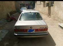 BMW 535 1991 For sale - Silver color
