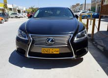 Lexus LS 2014 For sale - Black color