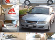 للبيع: CHEVROLET LUMINA LS موديل 2005 سنسر امامي و خلفي كاميرا خلفيه مسجل ومبيم