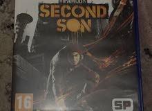 للبيع لعبة second son