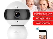 كاميرات مراقبة للأطمنان على الاطفال ومراقبة الخدم عن طريق الفون