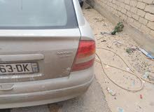 Grey Opel Astra 2002 for sale