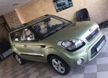 Automatic Green Kia 2014 for sale