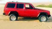Jeep Cherokee 1996 For sale - Red color