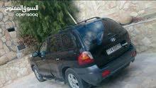 هيونداي سانتافيه2002  ماتور 2700 بحالة جيدة للبيع