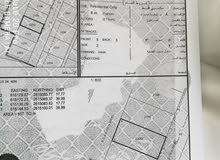 للبيع سكنية ممتازة في المعبيلة خلف معهد عمر بن الخطاب مفتوحة على شارعين