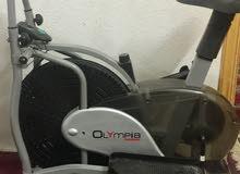 جهاز رياضي بحاله جيده ماركه ( olympia ) من يومارك