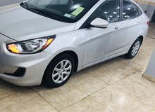Hyundai Accent 2014 for sale in Misrata