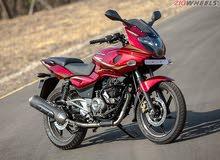 مطلوب دراجة نارية من نوع بجاج 220