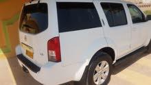 Gasoline Fuel/Power   Nissan Pathfinder 2005