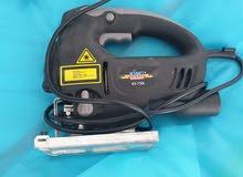منشار كهرباءي  King Craft KS 750L, 750 W, 3000/mit, schwarz, ca 2,6 kg.
