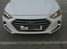 Automatic Hyundai 2017 for sale - Used - Kuwait City city