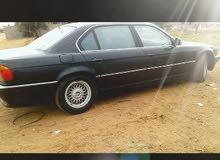For sale 1998 Black 740