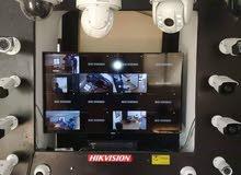 تقني تركيب و صيانة أجهزة الحماية و المراقبة