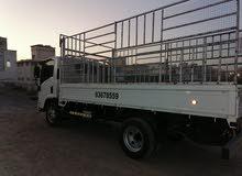 يوجد لدينا شاحنه نقل الاثاث نقل بضائع جميع محافظات السلطنة