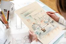 مطلوب مهندسات ديكور تصميم داخلي وأثاث