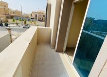 للإيجار شقة ببلكونة بمدينة خليفة أ