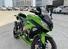 ninja 350cc very clean