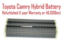Refurbished Camry Hybrid Drive Battery