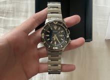 Seigo Prospex Monster SRPD25 blue black Automatic men's watch